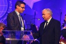 Jacek Karnowski ma być jednym z kandydatów do zarządu TVP. Zabiega o to prezes Trybunału Konstytucyjnego Julia Przyłębska.