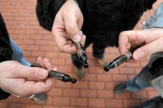 W Stanach spadła sprzedaż e-papierosów