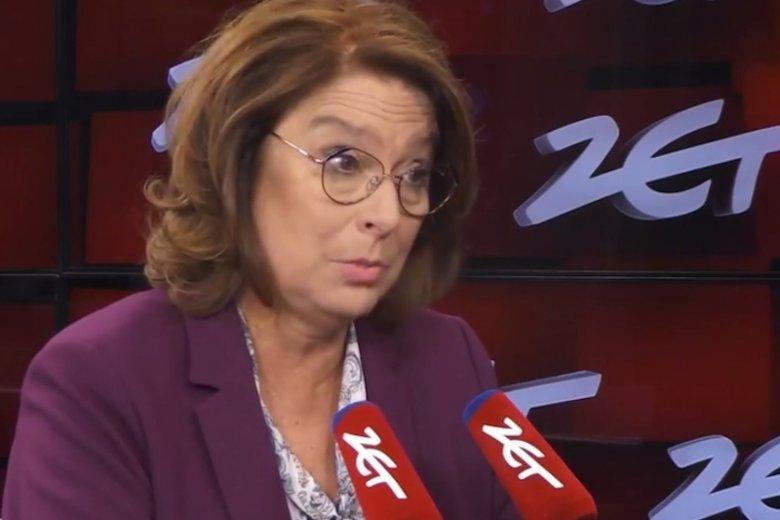 """Małgorzata Kidawa-Błońska jest zdania, że kampania """"Nie Świruj, idź na wybory"""" nie sprawdziła się, a niektóre spoty powinny zostać wycofane."""