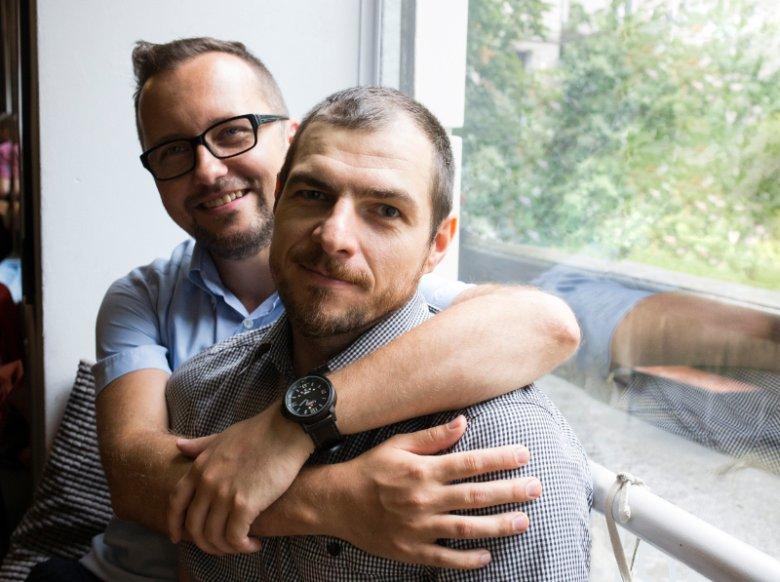Grzegorz i Krzysztof są parą od 14 lat