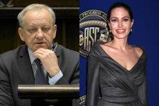 Bolesław Piecha przeprosił za słowa o Angelinie Jolie