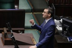 Przedstawiciele opozycji wypunktowali przemówienie premiera Mateusza Morawieckiego bezpośrednio przed głosowaniem ws. wotum zaufania dla rządu.