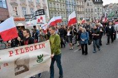 Marsze na cześć Witolda Pileckiego odbywają się w całej Polsce - z dużą częstotliwością.
