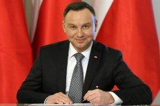 Andrzej Duda podpisał ustawę o IPN.