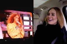 Adele nie kryje, że jest fanką Beyonce. Jej nowe filmy na Instagramie są tego najlepszym dowodem