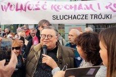 Wojciech Mann nie ukrywa, że liczy na upadek obecnej ekipy rządzącej.