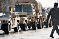 Amerykańska armia nie ma szczęścia do polskich dróg. Incydent goni incydent