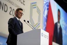 Prezydent Katowic Marcin Krupa zasłabł na czwartkowej sesji Rady Miasta.