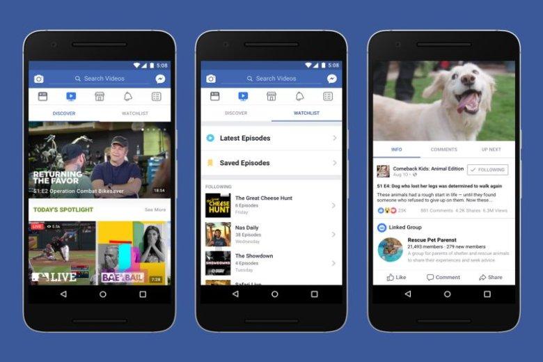 Facebook chce powalczyć z Google i stawia na rywala YouTube. Już niedługo będziemy mieli nie tylko portal społecznościowy, ale także platformę do oglądania i robienia programów wideo.