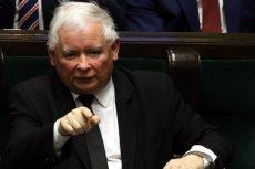 Jarosław Kaczyński znów zrobił eksperyment. Tym razem w MSZ.