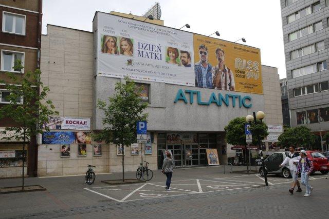 W kinie Atlantic doszło do pierwszych przepychanek. Będzie więcej