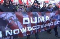 Prokurator Okręgowy w Gliwicach złożył wniosek o rozwiązanie stowarzyszenia Duma i Niepodległość.