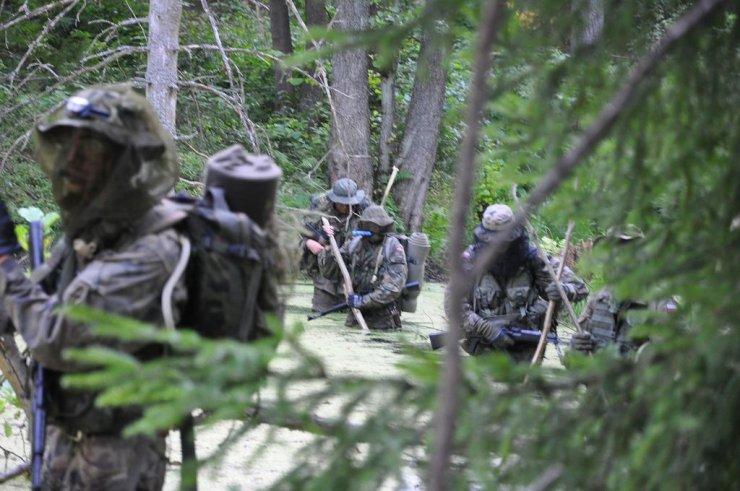 SPON czyli Strzelecki Pododdział Obrony Narodowej