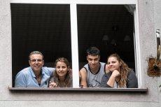 To jedna z rodzin syryjskich uchodźców, która postanowiła wyjechać z Tarnowa i wróciła do Syrii.