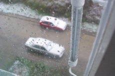 W wielu miejscach kraju zobaczymy dzisiaj śnieg.