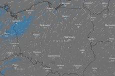 Im bliżej końca miesiąca, tym pogoda w Polsce będzie się pogarszać.