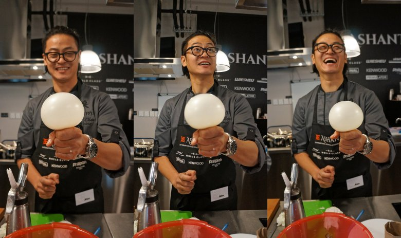 Alon Than - Warszawski restaurator, twórca marek Izumi Sushi, Kago Sushi Matcha Bistro& Bar.