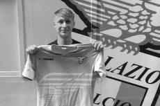 Polski piłkarz Lazio Rzym 18-letni Simone Martyniak zginął w wypadku.