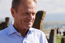 Donald Tusk skomentował słowa Władimira Putina o rozpadzie ZSRR.