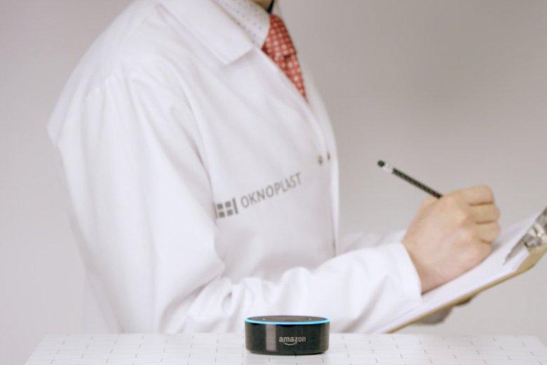 Producent stolarki otworowej Grupa Oknoplast wprowadza na polski rynek system sterowania głosem oknami, drzwiami zewnętrznymi i tarasowymi oraz roletami.