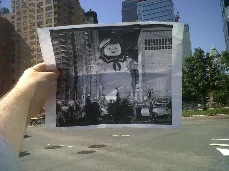 Pierwsze zdjęcie, od którego rozpoczęła się przygoda dziennikarza z tropieniem filmowych miejscówek