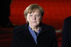 Wcześniej Merkel tłumaczyła się tym, że drgawki spowodowane były odwodnieniem organizmu.