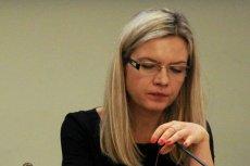 Małgorzata Wassermann wyraziła nadzieję, że Donald Tusk nie stchórzy i stawi się przed komisją śledczą ds. Amber Gold.