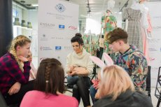 Kasia Cichopek, Karolina Malinowska i Lidia Kalita pomogły dzieciom Zobaczyć Lepszą Przyszłość.