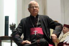 Archidiecezja przemyska zbiera podpisy osób, które solidaryzują się z abp. Józefem Michalikiem