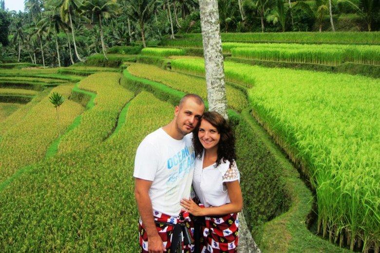Gosia i Michał w Tajlandii