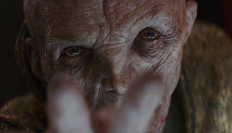 Snoke miał być przepotężnym Sithem
