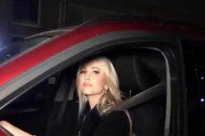 Magdalena Ogórek została zaatakowana przed siedzibą TVP Info.