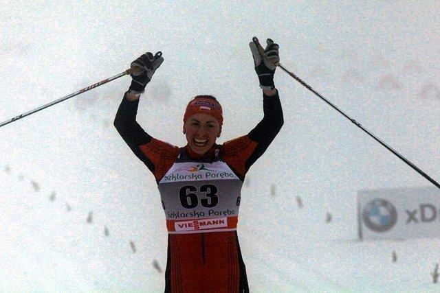 Justyna Kowalczyk wygrała drugie z rzędu zawody Pucharu Świata