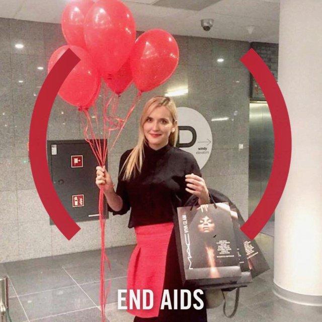 Agata Kwiatkowska, doradca w Punkcie Konsultacyjno-Diagnostycznym FES gdzie bezpłatnie i anonimowo można zbadać się na HIV, HCV i kiłę