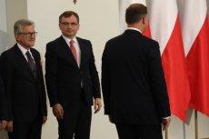 Poseł Stanisław Piotrowicz, minister Zbigniew Ziobro i prezydent Andrzej Duda mieli przemożny wpływ na zmianę systemu prawnego w Polsce