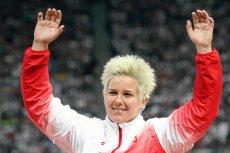 Anita Włodarczyk zdobyła srebrny medal w rzucie młotem na mistrzostwach w Moskwie