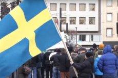 """""""Sądzę, że mają większe szanse, jeśli poszukają azylu w innym kraju"""" – tak o migrantach powiedziała minister finansów Szwecji Magdalena Andersson."""