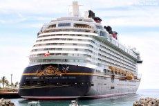 Prom Disney Magic przybije do portu w Gdyni.