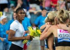 Caster Semenya w zeszłym roku startowała na Memoriale Kamili Skolimowskiej. Nie dała innym żadnych szans w biegu na 400 metrów