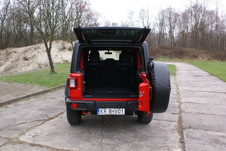 Jeep Wrangler Unlimited JL Rubicon 2.2 CRD AT
