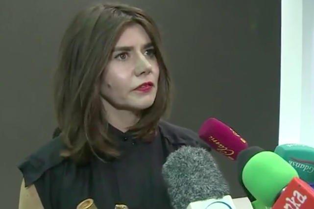 Małgorzata Szumowska.