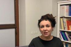 Olga Tokarczuk zaprasza na demonstracje w obronie sędziów.