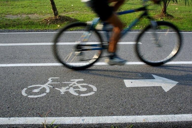 Wszystkie grzechy rowerzystów.