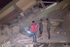 W wyniku trzęsienia ziemi w Iraku i Iranie zginęło na ten moment 207 osób.