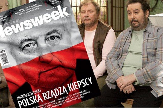 """Polską rządzą Kiepscy? """"Ferdek głosowałby na PiS, ale do 500+ musieliby dorzucić wódkę i zagrychę"""""""