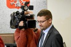 Sędzia Paweł Juszczyszyn pojedzie do Kancelarii Sejmu.