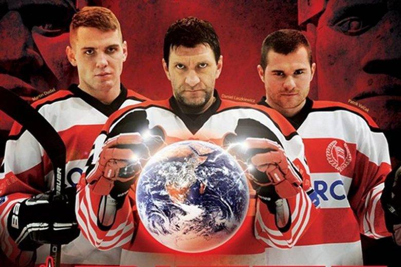 Hokeiści Cracovii zapraszają na mecz. Są skupieni, bo w piątek, 21 grudnia walczą o uratowanie świata.