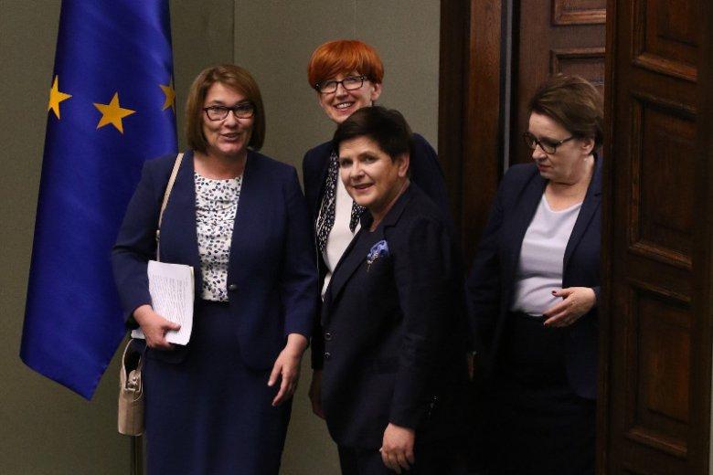 31 grudnia 2018 r. resort Elżbiety Rafalskiej skierował do konsultacji projekt ustawy o zmianie ustawy o przeciwdziałaniu przemocy w rodzinie oraz niektórych innych ustaw.
