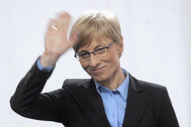 Beata Gosiewska zasłynęła z walki o wysokie odszkodowania.