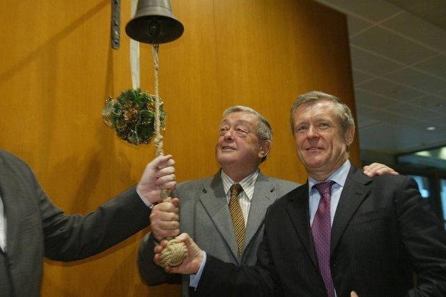 Walter i Wejchert założyciele TVN.
